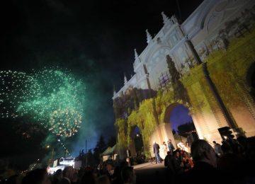 Granada ya vive el Corpus