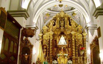 Cultos en las Comendadoras de Santiago