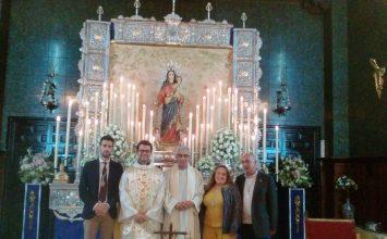 Hoy concluyen los cultos a María Auxiliadora