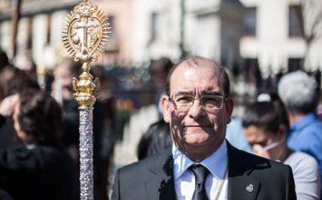 Jesús Muros optará a la reeleción de presidente