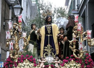 Tres Caídas en la Magna de Cádiz