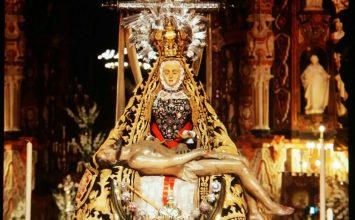Libro sobre la devoción a la Virgen de las Angustias