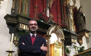 Vicente Molina reelegido hermano mayor de San Agustín