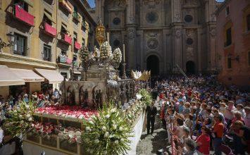 Así será la procesión del Corpus