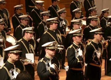 La Banda del Gran Poder en Alhaurín