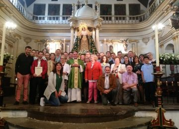 Éxito del Encuentro hermandades de la Esperanza
