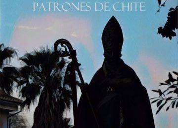 CHITE. Fiestas patronales