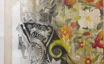 Cartel para la ofrenda floral de la Patrona
