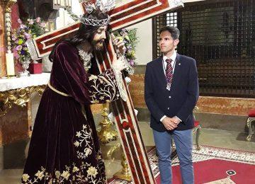 Jesús de las Penas es repuesto al culto