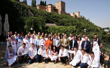 Cuarenta cocineros promocionan 'Sabor Granada'