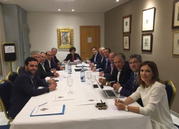 Encuentro de presidentes de consejos de cofradías
