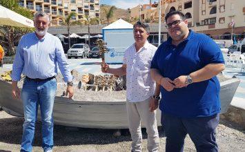 Semana del espeto de sardinas en Almuñécar
