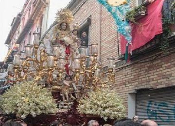 El Realejo pide la vuelta de la Virgen de los Ángeles