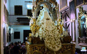 CHURRIANA. Presentación del cartel patronal