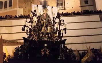 GUADIX.  Aniversario Coronación de la Soledad