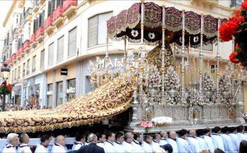 Desde el obispado de Málaga se piden menos procesiones