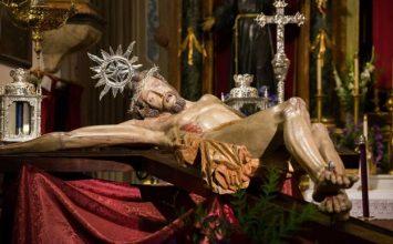 El crucificado de las Vistillas acaba en Sevilla