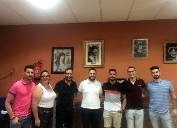 La Agrupación de Exfiliana estará en Almería