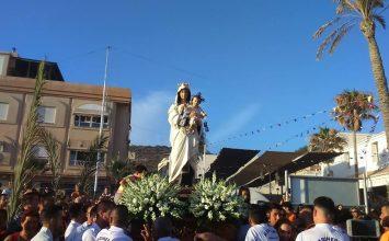 La Costa celebra la Virgen del Carmen