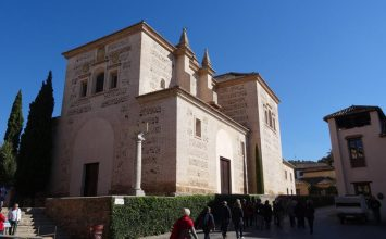 Exposición en Santa María de la Alhambra