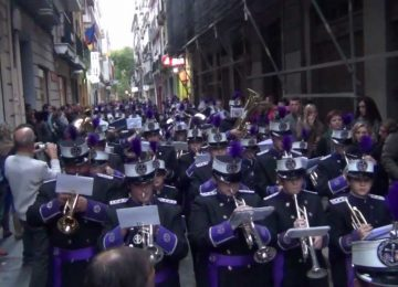 La AM Dulce Nombre en Málaga