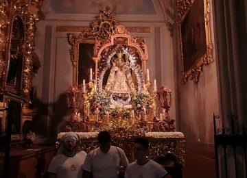 CHURRIANA DE LA VEGA. Proclamación de la Virgen de la Cabeza