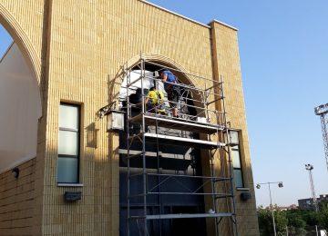 Salesianos mejora sus capillas de salida