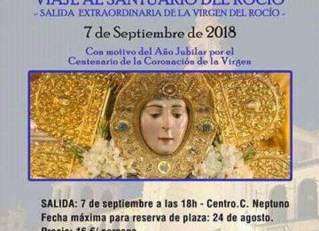 Viaje de la Alhambra al Rocío