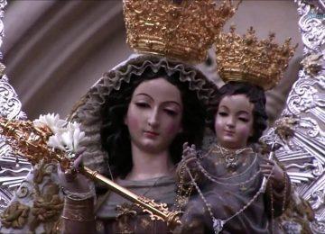 GABIA. Hoy, procesión de la Virgen de las Nieves