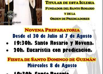Festividad de Santo Domingo en el Realejo