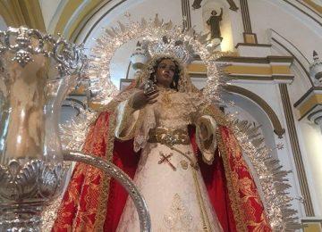 Roban las joyas de una Virgen en Huelva