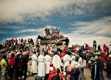 TREVÉLEZ. Romería de la Virgen de las Nieves