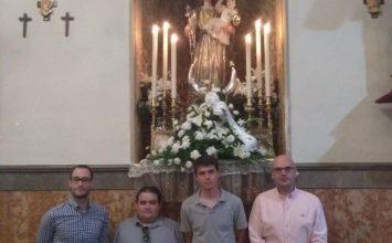 Cultos a la Virgen de los Ángeles