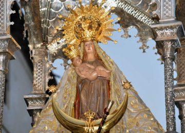 BAZA. Cultos a la Virgen de la Piedad