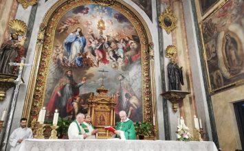 Nuevos párrocos en la Magdalena