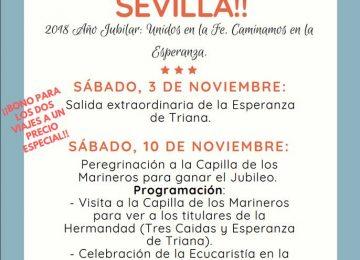 LOJA. Viajes a Sevilla desde Loja