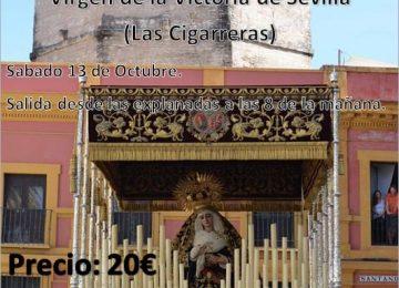 MOTRIL. La Banda del Rosario organiza un viaje a Sevilla