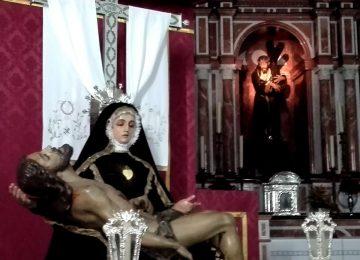 MOTRIL. Hoy, procesión de la Virgen de las Angustias