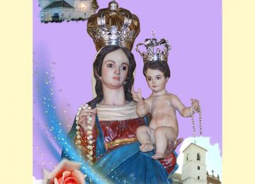 PELIGROS. Cultos a la Virgen del Rosario