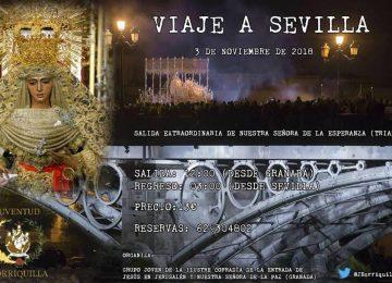 Viaje de La Burriquilla a Sevilla