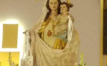 BRÁCANA. Procesión de la Virgen de las Mercedes