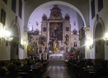 CÚLLAR VEGA. Cultos a la Virgen del Rosario