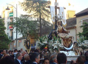 PINOS PUENTE. Cultos a la Virgen de las Angustias