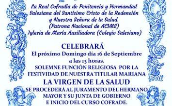 Cultos en Salesianos