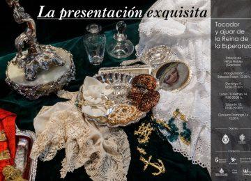 Exposición previa a la coronación de la Esperanza