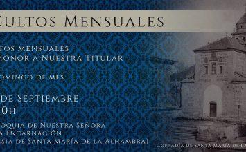 Cultos en La Alhambra