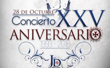 Concierto XXV Aniversario Despojado