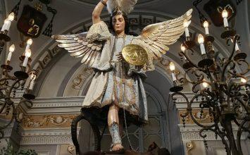 San Miguel subió al Aceituno