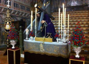 Cultos a Jesús de las Tres Caídas