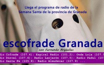 ¿Dónde y cuándo escuchar 'esCofrade Granada'?